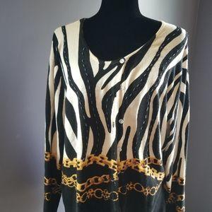 Preowned, Pierri New York, long sleeve sweater